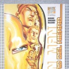 Cómics: IRON MAN. LA EDAD DEL HIERRO. TOMO UNICO. COMIS FORUM 1999. Lote 218359382