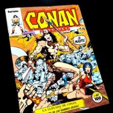 Fumetti: EXCELENTE ESTADO CONAN EL BARBARO 67 FORUM. Lote 218372122