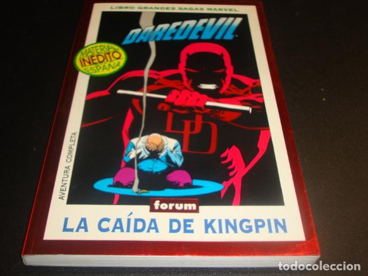 LIBRO GRANDES SAGAS MARVEL DAREDEVIL 1 (Tebeos y Comics - Forum - Prestiges y Tomos)