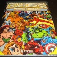 Cómics: CONTEST OF CHAMPIONS PRIMER COMBATE. Lote 218395986