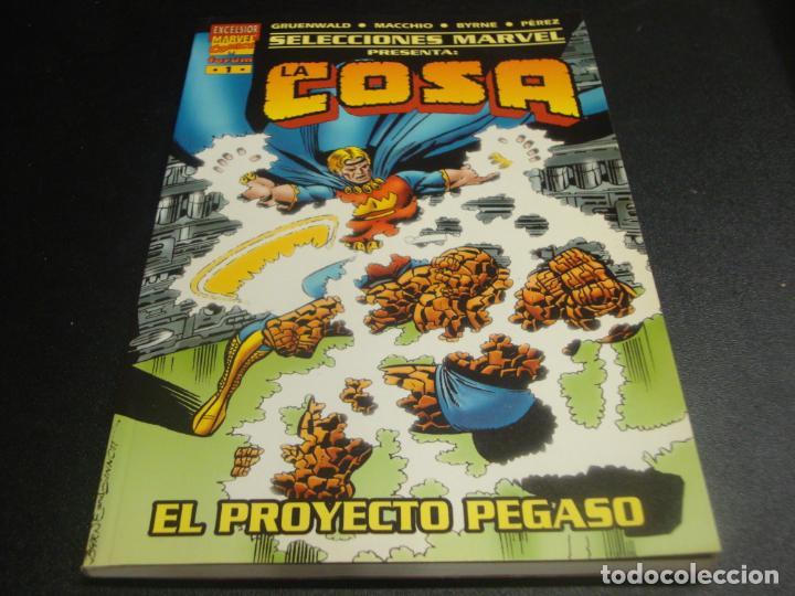SELECCIONES MARVEL 1 LA COSA (Tebeos y Comics - Forum - Prestiges y Tomos)