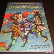 Cómics: BLADE SANGRE DE VAMPIRO. Lote 218396923