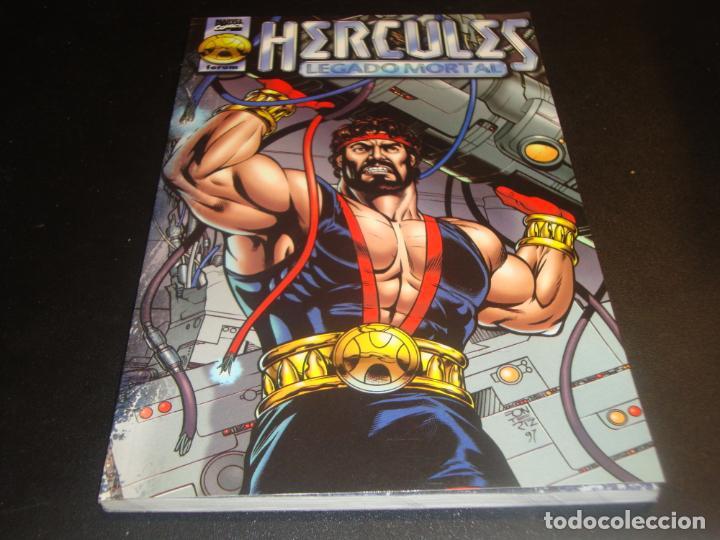 HERCULES LEGADO MORTAL (Tebeos y Comics - Forum - Prestiges y Tomos)
