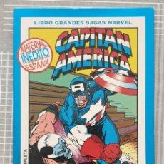 Cómics: GRANDES SAGAS Nº 3. CAPITAN AMERICA. CALLES ENVENENADAS. COMICS FORUM 1994. Lote 218402996