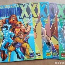 Comics: SIEMPRE PATRULLA X - 1 A 6 FALTA EL 2 - NICIEZA Y MAGUIRE - FORUM. Lote 218417142