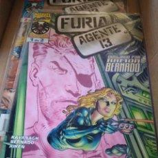 Cómics: FURIA AGENTE 13 MINI SERIE COMPLETA. Lote 218519488
