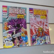 Cómics: DEATH'S HEAD & DIE CUT II (2) COMPLETA 2 NUMEROS - FORUM. Lote 218530688