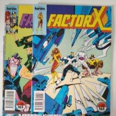 Cómics: FACTOR X N° 27 28 29 30. Lote 218531236