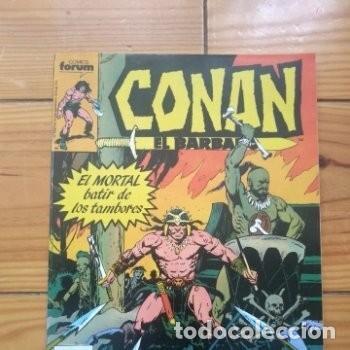Cómics: Conan el Bárbaro nº 159 - Excelente estado D2 - Foto 2 - 182373211
