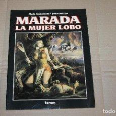 Cómics: MARADA LA MUJER LOBO, NOVELA GRÁFICA, EDITORIAL FORUM. Lote 218591872