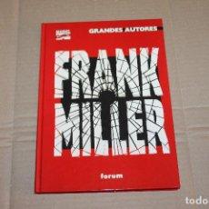 Cómics: FRANK MILLER GRANDES AUTORES, TAPA DURA, EDITORIAL FORUM. Lote 218592062