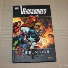 Comics : LOS VENGADORES DESUNIDOS, TAPA DURA, EDITORIAL PANINI. Lote 218592703