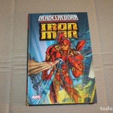 Fumetti: IRON MAN HEROES REBORN, TAPA DURA, EDITORIAL PANINI. Lote 218592937