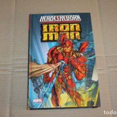 Cómics: IRON MAN HEROES REBORN, TAPA DURA, EDITORIAL PANINI. Lote 218592937