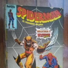 Comics: SPIDERMAN. Nº 35. VOL 1. FORUM. Lote 218641537
