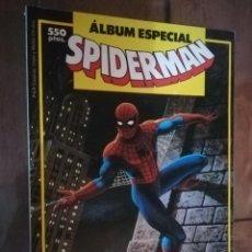 Cómics: SPIDERMAN. ALBUM ESPECIAL CON 3 NÚMEROS EXTRAS. VOL 1. FORUM. Lote 218648613