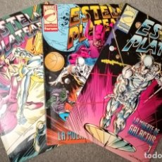 Fumetti: ESTELA PLATEADA (LOTE 3 TOMOS FORUM). Lote 218660368