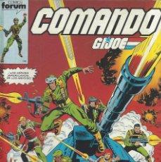 Fumetti: COMANDO G.I. JOE RETAPADO - NºS 1 AL 5 - PRECINTADO A ESTRENAR !!. Lote 218661685
