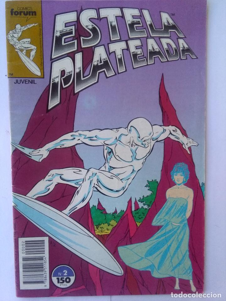 ESTELA PLATEADA 2 (Tebeos y Comics - Forum - Silver Surfer)