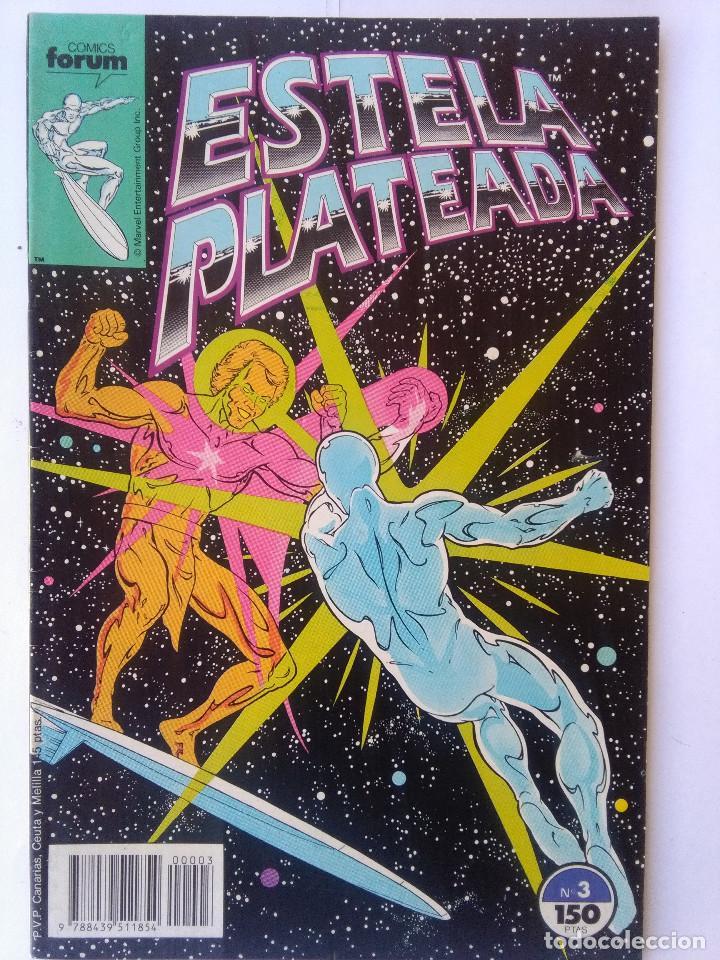 ESTELA PLATEADA 3 (Tebeos y Comics - Forum - Silver Surfer)