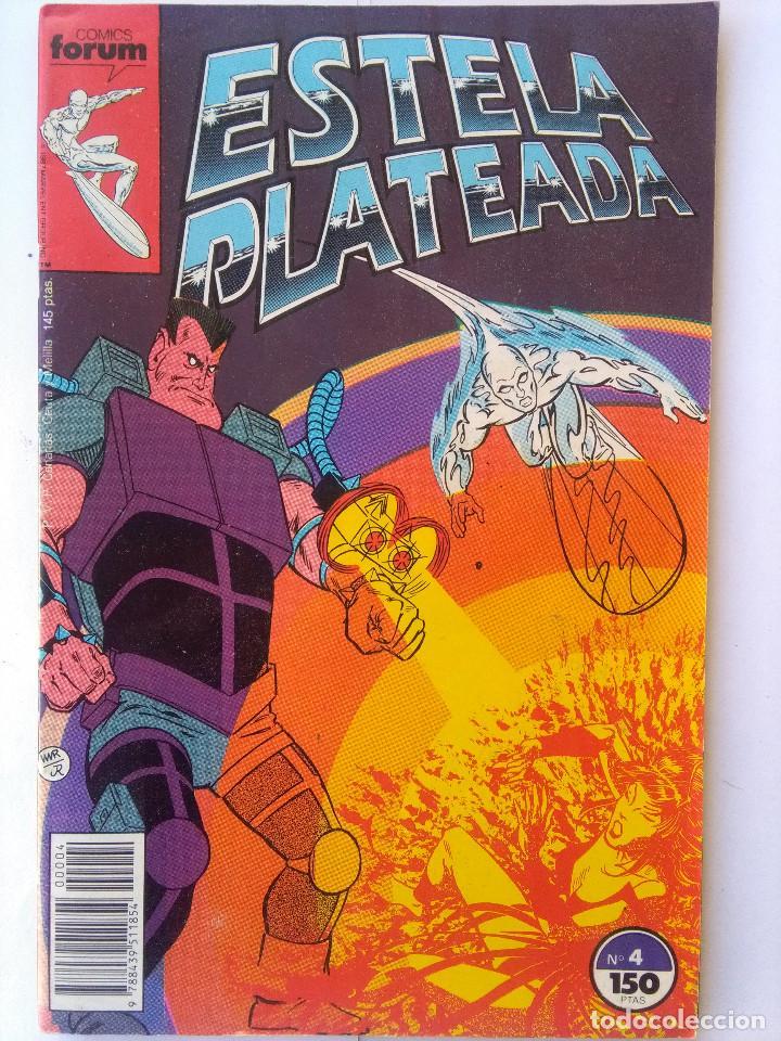 ESTELA PLATEADA 4 (Tebeos y Comics - Forum - Silver Surfer)