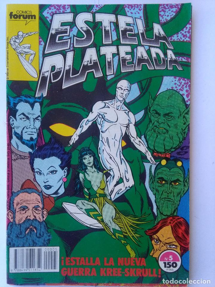 ESTELA PLATEADA 5 (Tebeos y Comics - Forum - Silver Surfer)
