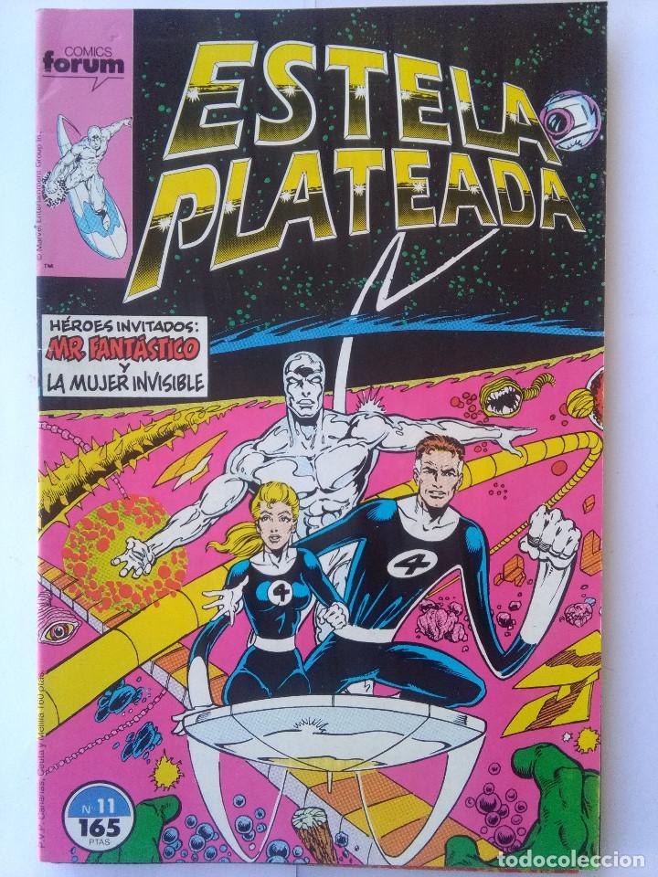 ESTELA PLATEADA 11 (Tebeos y Comics - Forum - Silver Surfer)