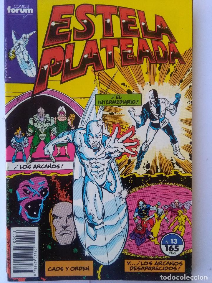 ESTELA PLATEADA 13 (Tebeos y Comics - Forum - Silver Surfer)