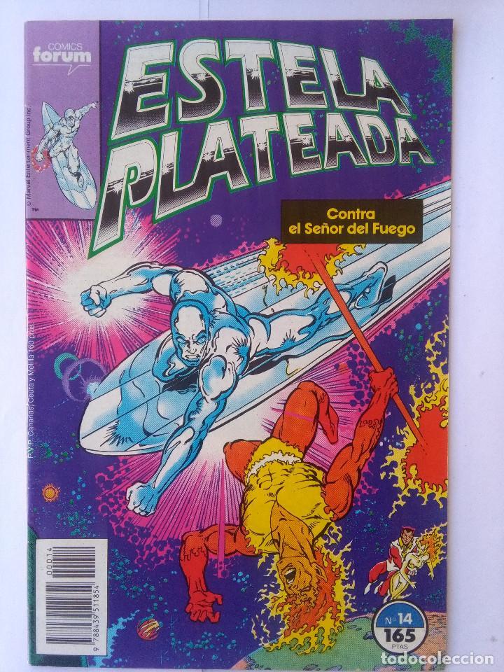 ESTELA PLATEADA 14 (Tebeos y Comics - Forum - Silver Surfer)
