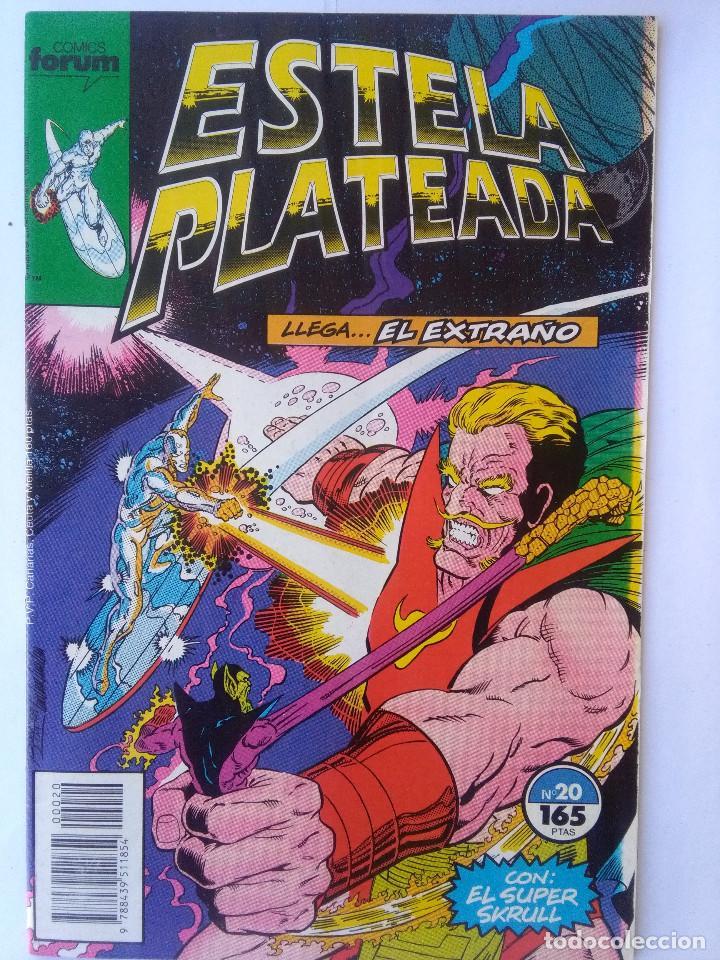 ESTELA PLATEADA 20 (Tebeos y Comics - Forum - Silver Surfer)
