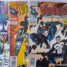 Fumetti: SERIE LIMITADA COMPLETA VENENO -PIRA FUNERARIA. Lote 218664998