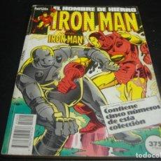 Cómics: IRON MAN DEL 36 AL 40. Lote 218669085