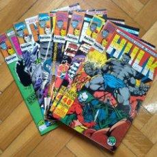 Comics: HULK - IRON MAN COLECCIÓN COMPLETA NºS 1 2 3 4 5 6 7 8 Y 9. Lote 218669276