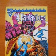 Cómics: LOS 4 FANTASTICOS Nº 25 - BIBLIOTECA MARVEL EXCELSIOR - FORUM (W). Lote 218680187