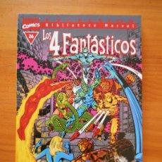 Cómics: LOS 4 FANTASTICOS Nº 26 - BIBLIOTECA MARVEL EXCELSIOR - FORUM (W). Lote 218680328