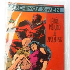 Cómics: ARCHIVOS X MEN-LEGION: PRELUDIO AL APOCALIPSIS. Lote 218683277