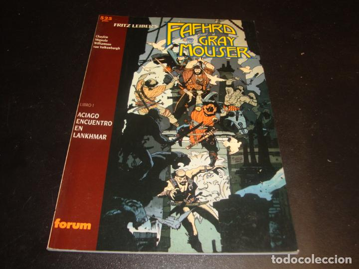 FAFHRD AND THE GRAY MOUSER 1 (Tebeos y Comics - Forum - Prestiges y Tomos)