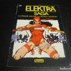Cómics: ELEKTRA SAGA 1 PRESTIGIO FORUM. Lote 218683846