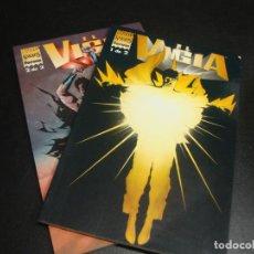 Cómics: EL VIGIA 2 TOMOS COMPLETA. Lote 218686326