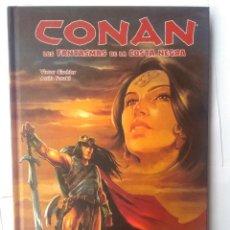 Cómics: CONAN LOS FANTASMAS DE LA COSTA NEGRA. Lote 218713615