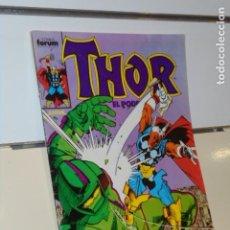 Comics : THOR EL PODEROSO VOL. 1 Nº 42 - FORUM. Lote 218730881