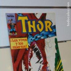 Comics: THOR EL PODEROSO VOL. 1 Nº 44 - FORUM. Lote 218731091