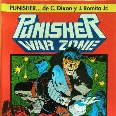 Cómics: PUNISHER: WAR ZONE DE CHUCK DIXON, JOHN ROMITA JR.. Lote 218731377