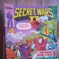 Cómics: SECRET WARS II. Nº 29. FORUM. Lote 218740720