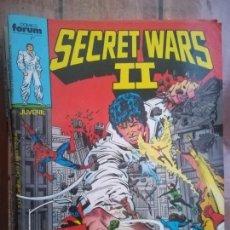 Cómics: SECRET WARS II. Nº 44. FORUM. Lote 218740733