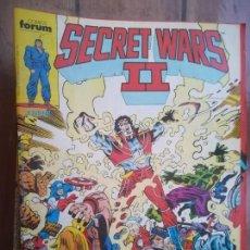 Cómics: SECRET WARS II. Nº 49. FORUM. Lote 218740762