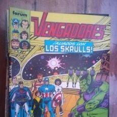 Cómics: LOS VENGADORES. Nº 59. VOL 1. FORUM. Lote 218740970