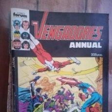 Cómics: LOS VENGADORES. ANNUAL. ESPECIAL VERANO 1987. FORUM. Lote 218741060