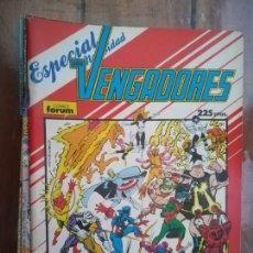 Cómics: LOS VENGADORES. ESPECIAL NAVIDAD 1987. FORUM. Lote 218741180