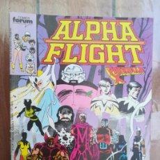 Cómics: ALPHA FLIGHT. Nº 32. FORUM. Lote 218744792